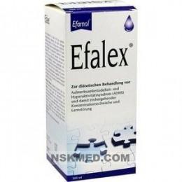 Эфалекс (EFALEX) сироп 150 мл