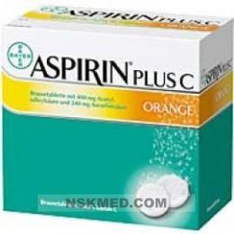 ASPIRIN PLUS C ORANGE