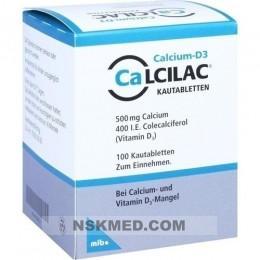 CALCILAC Kautabletten 100 St