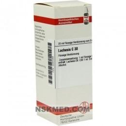 LACHESIS C 30 Dilution 20 ml