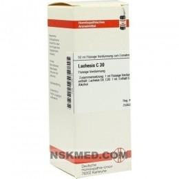 LACHESIS C 30 Dilution 50 ml