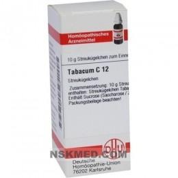TABACUM C 12 Globuli 10 g
