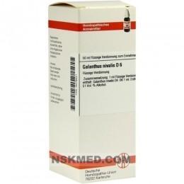 GALANTHUS NIVALIS D 6 Dilution 50 ml
