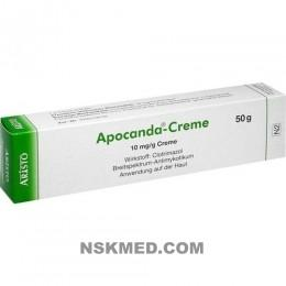 APOCANDA Creme 50 g