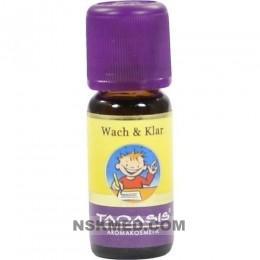 WACH & KLAR Duftkomposition Öl 10 ml