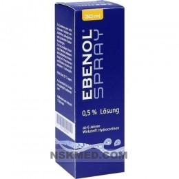 EBENOL Spray 0,5% Lösung 30 ml