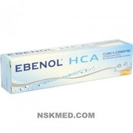 EBENOL HCA 0,25% Creme 25 g