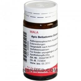 Апис Белладонна гранулы (APIS BELLADONNA Globuli velati) 20 g