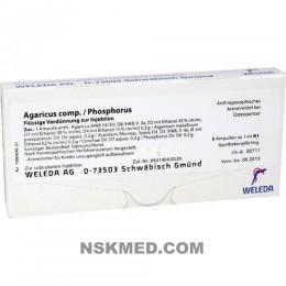 AGARICUS COMP./Phosphorus Ampullen 8X1 ml