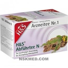 H&S Abführtee N Filterbeutel 20 St