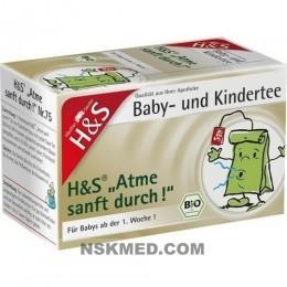 H&S Bio Atme sanft durch Baby- u.Kindertee Fbtl. 20 St