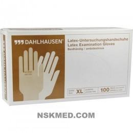 HANDSCHUHE Latex ungepudert Gr.XL 100 St