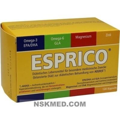 Эсприко (ESPRICO) Kaukapseln 120 St