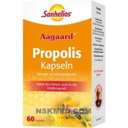 AAGAARD Propolis Kapseln 60 St