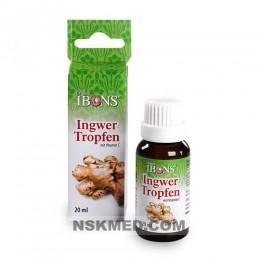 IBONS Ingwertropfen 20 ml