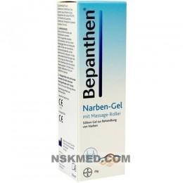 BEPANTHEN Narben-Gel mit Massage-Roller 20 g