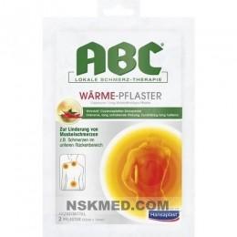 ABC Wärme-Pflaster Capsicum Hansaplast med 14x22 2 St