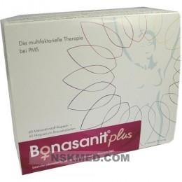 Бонасанит плюс 60 капсулы / 60 таблетки шипучие (BONASANIT plus 60 Kps./60 Br.Tabl. Kombipackung) 1 St